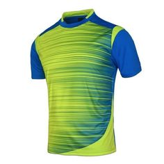 High Quality 2017 Football Shirts Thailand Men Soccer Jerseys Shirts  Badminton Training Shirts Jogging Football Running d7f3b0fb3