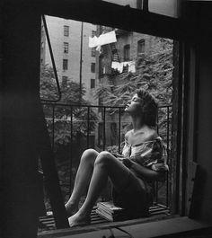 Jean Patchett, July 1948 by Nina Leen/dovima_is_devine_II, via Flickr