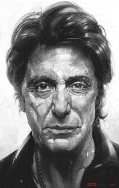 Al Pacino :A Man for All Seasons by ali-kiani-amin.deviantart.com on @deviantART
