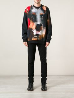 Givenchy Rottweiler Sweater | SOLETOPIA
