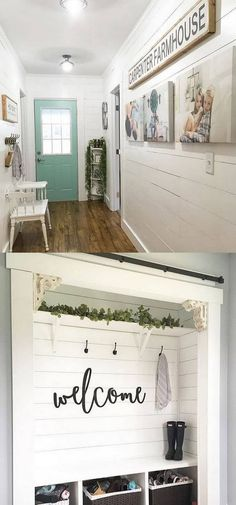 30 best DIY shiplap wall and pallet wall tutorials and beautiful ideas for every., 30 best DIY shiplap wall and pallet wall tutorials and beautiful ideas for every room. Plus alternative methods to get the wood wall look easily! A Pi. Home Remodeling Diy, Home Diy, Diy Pallet Wall, Wood Diy, Shiplap Wall Diy, Diy Shiplap, Diy Wood Wall, Home Remodeling, Home Decor