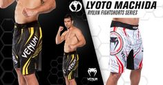 Breaking ground in the crowded MMA Fight Shorts industry is no easy feat, and yet, Venum rises to the occasion with their latest Venum Lyoto Machida Ryujin Lyoto Machida, Fight Shorts, Mma Gear, Compression Shorts, Mixed Martial Arts, Rash Guard, Perennial, Ufc, How To Become