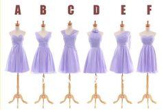 Sweetheart bridesmaid dressLavender bridesmaid by wishuponwedding, $99.00