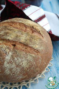 Хлеб деревенский с цельнозерновой мукой