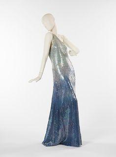 Evening DressHalston, 1970The Metropolitan Museum of Art