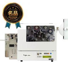 #Vega3000 TypeED #케어라벨 #프린터는 해상도 300dpi 인쇄 및 150mm/s의 고속인쇄로 대량생산에 아주 적합하며 선명함과 깨끗한 인쇄를 자랑하는 세/계/최/고/의/명/품/프/린/터 로 의류나 제품의 세탁표시, 혼용율, 호칭, 취급주의, #Care #Label 제작에 최적합한 최고급형 프린터 입니다.