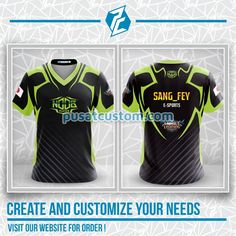 Cricket Dress, Sports Jersey Design, Mobile Legends, Esports, Leotards, T Shirt, Marvel, Clothes, Tops