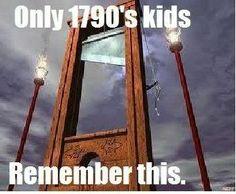 1790s.. Good times