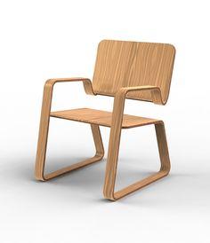 Aenean Chair by Sofia Paula Santos