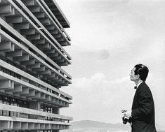 kenzo tange Kagawa Prefectural Government Office, 1958