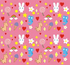 The Powerpuff Girls | Everything Nice Pattern