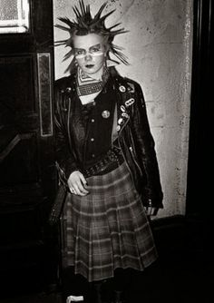 Derek Ridgers : '78-87 London Youth'