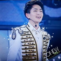 [Preview] 150315 Onew @ 'SHINee World 2014 in Tokyo Dome Special Edition'