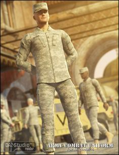 Army Combat Uniform M4