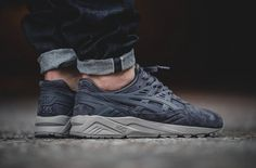official photos 2a53a 630b8 http   SneakersCartel.com On-Feet Images Of The Asics Gel Kayano