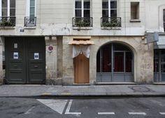 Внешний вид салона упаковки Origata в Париже