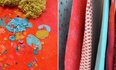 ElliePashley_NewDesigners_2015_USP Fabric Manipulation Techniques, News Design, Textiles, Embroidery, Fun, Inspiration, Biblical Inspiration, Needlepoint, Fabrics