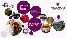 #Vinitaly2017 vi aspettiamo dal 9 al 12 Aprile presso il Padiglione 7 Stand C10! #velenosivini #vinipiceni #worldwine #winelovers #Vinitaly