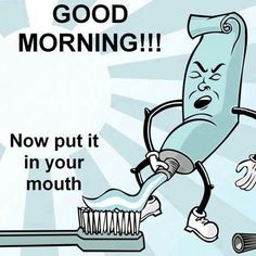 I'm a dental hygienist so I find humor in this