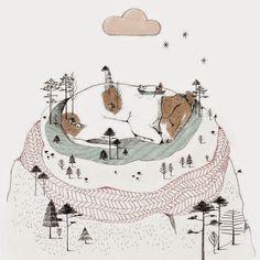 Keep Calm Gabi: Ilustradora: Alicia Varela