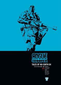 Image result for rogue trooper volume