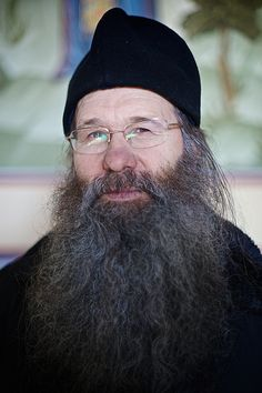 Russian Orthodox Priest - Tobolsk, Siberia, Russia <3