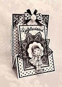 Fancy Fold Cards, Folded Cards, Stepper Cards, Slider Cards, Easel Cards, Marianne Design, Pretty Cards, Card Sketches, Kids Cards