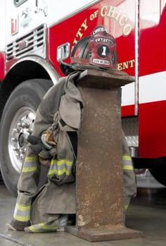 """Chico firefighters are proposing to build a 9/11 memorial outside of Fire Station 5. A piece of steel remnant from the World Trade City that was donated to the city will be a part of the piece. The firefighters union has pledged $10,000 toward the monument's completion but is also accepting donations to offset additional costs. A fund has been set up for """"Fire Department 9/11 Memorial"""" through the North Valley Community Foundation."""