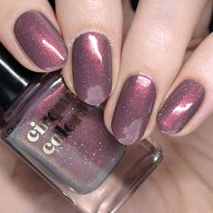 Cirque Colors Desert Bloom Collection Spring 2018 – Make up / Hair Removal/Nails Gorgeous Nails, Love Nails, How To Do Nails, Fun Nails, Nail Polish Designs, Nail Polish Colors, Nail Art Designs, Pretty Nail Colors, Spring Nail Colors