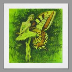 Fairy Dancer Print