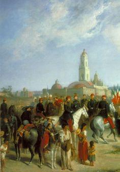 Marzo 11 de 1867.- Las últimas tropas francesas que apoyaban a Maximiliano en la guerra imperialista contra México, salen de territorio nacional. Efemérides en Memoria Política de México.