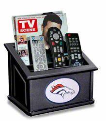 Denver Broncos Media Organizer $42.99 http://sportsstore.usatoday.com/Denver-Broncos-Media-Organizer-_-1807692479_PD.html?social=pinterest_pfid47-13524