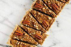 No-Bake Pecan & Date Tart Recipe (Healthy Pecan Pie Alternative) | eHow