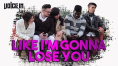 Voice In  - Like I'm Gonna Lose You - Meghan Trainor ft. John Legend (Ac...