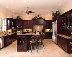 Kitchen Layout Ideas Design, Pictures, Remodel, Decor and Ideas - page 8
