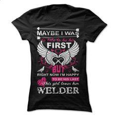 This Girl Loves Her WELDER - #mens #black zip up hoodie. SIMILAR ITEMS => https://www.sunfrog.com/LifeStyle/This-Girl-Loves-Her-WELDER-68314706-Guys.html?60505
