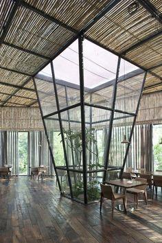 Yaoyue Restaurant, Сямынь, 2017 - Xiamen Fancy Design&Decoration Co., Ltd #restaurantdesign