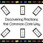 This 45 page activity satisfies 4-5 common core math standards involving fractions! It is a great way to assess student's learning in an engaging w...