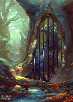 #05 Prison Forest