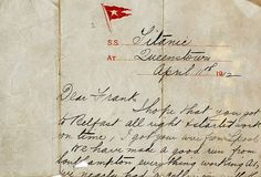 102-year-old letter shows #Titanic was almost saved by crash into ship http://www.premierexhibitions.com/redirect/titanicsocialmedia/titanic-letter.html