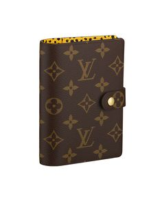 A Cover Agenda from the new Louis Vuitton Yayoi Kusama Collection. © Louis Vuitton I love Louis Vuitton