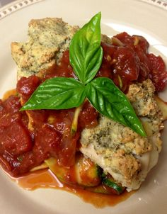 Paleo Chicken Parmesan | Live Better Forever: Better Recipes | Whole30 Approved
