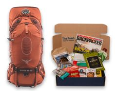 Backpacker Magazine - Win a $3,000 Osprey Pack - http://sweepstakesden.com/backpacker-magazine-win-a-3000-osprey-pack/