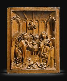 German, Upper Rhine, late 15th century | lot | Sotheby's