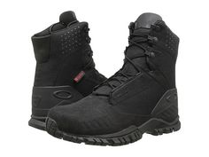 Oakley SI-6 Lightweight Military Boot 6 Inch Black - Zappos.com Free Shipping BOTH Ways