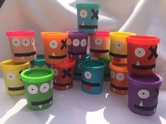 Lady Lemonade || DIY: traktatie klei monsters
