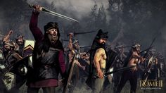 rome ii total war | GameSpy: Total War: Rome 2's Next Playable Faction is the Suebi Tribe ...