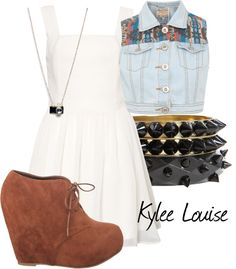 """""""Kylee Louise #40"""" by kyleelouise1 ❤ liked on Polyvore"""