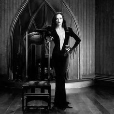 Is Christina Ricci Going To Be Starring as Morticia Addams in an Addams Family Reboot?! | moviepilot.com