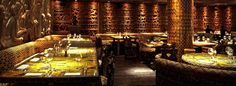 Shaka Zulu restaurant  in London... I look forward to hanging out there!